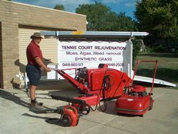 GB's Tennis Court Maintenance