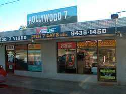 Hollywood 7 Video and Computers