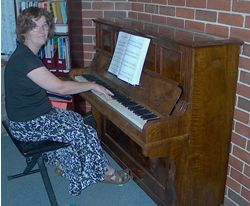 Mary McCleary Music Teacher